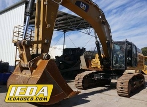 Used 2015 Caterpillar 352 F ME For Sale