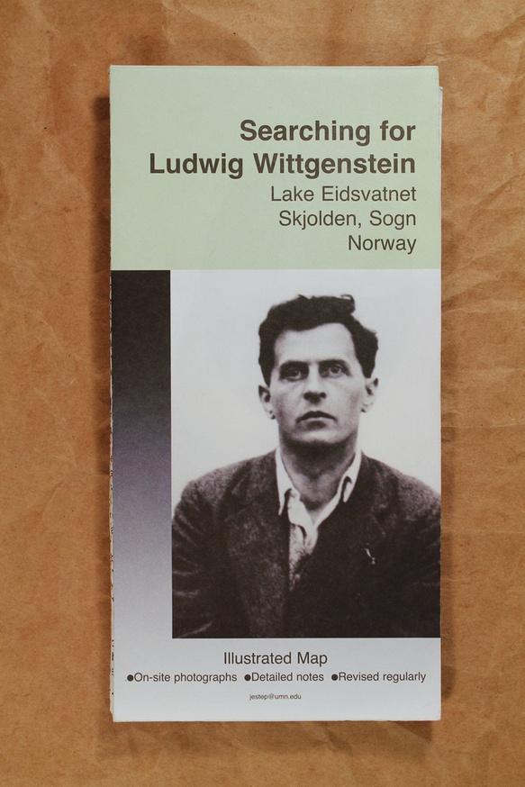 Searching for Ludwig Wittgenstein : Lake Eidsvatnet, Skjolden, Sogn, Norway