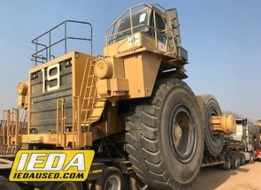 Used 2001 Caterpillar 789C For Sale