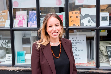 Printed Matter appoints Sonel Breslav  as Director of Fairs & Editions