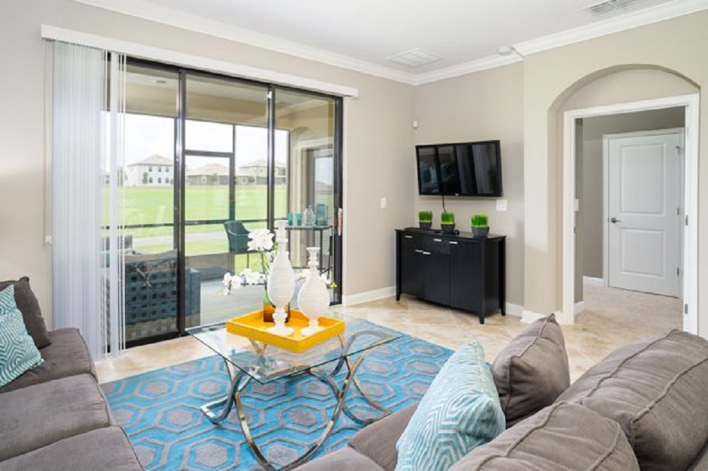 Apartment Modern 2 Bedroom Condo At Champions Gate  Orlando  photo 24719279