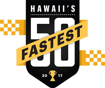 Hawaii's Fastest 50