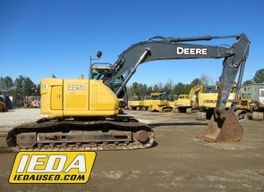 Used 2011 John Deere 225D LC For Sale