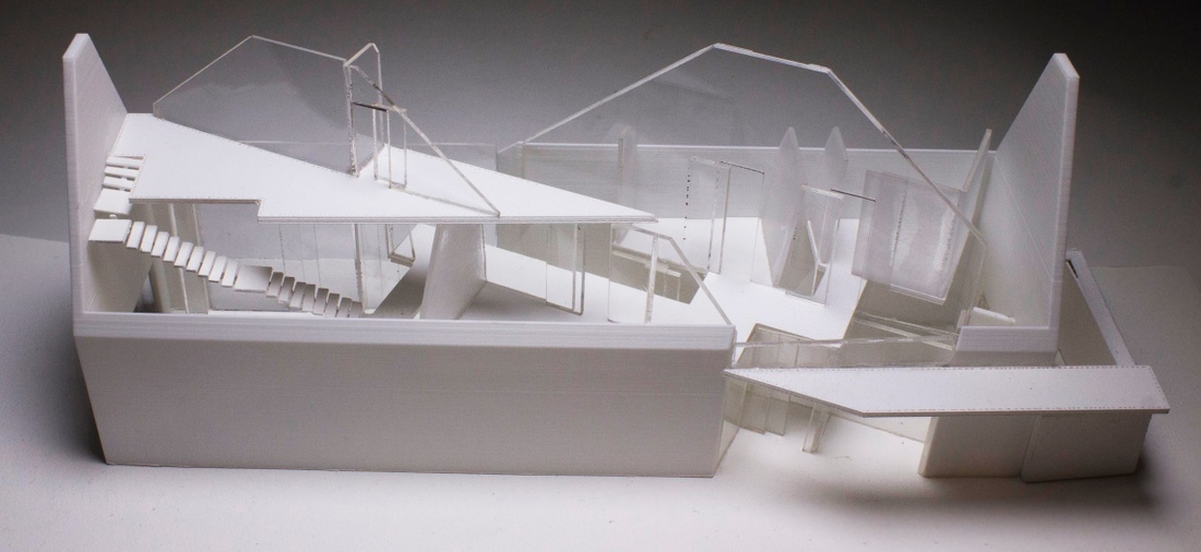 Model by Andrew Busmire.