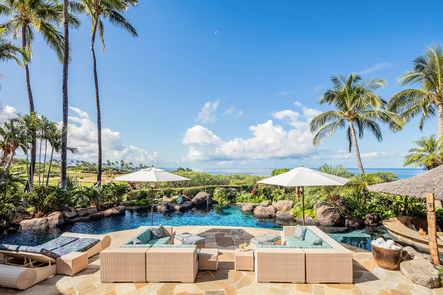 Apartment Fairway North 5 Bedroom 5 Bath Mauna Kea Resort  Big Island  Hawaii photo 20362459