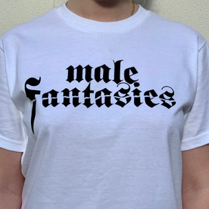 Male Fantasies Short Sleeve T-Shirt [Large]