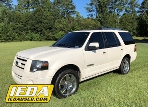 Used 2008 Ford EXPEDITION MAX LIMITED For Sale