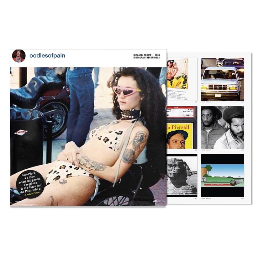 Richard Prince 1234: Instagram Recordings, Vol.1 thumbnail 3