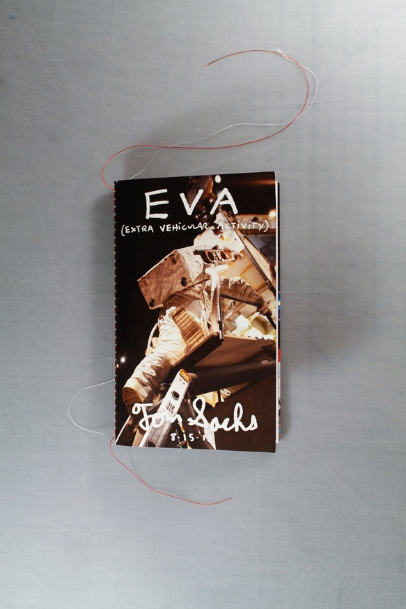 EVA ( Extra Vehicular Activity ) thumbnail 3
