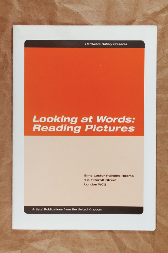 Looking at Words:  Reading Pictures thumbnail 3