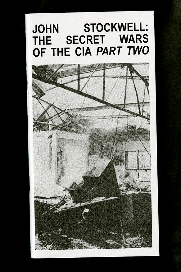 John Stockwell: The Secret Wars of the CIA (Part One & Two) thumbnail 2