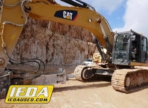 Used 2017 Caterpillar 336 FL ME For Sale