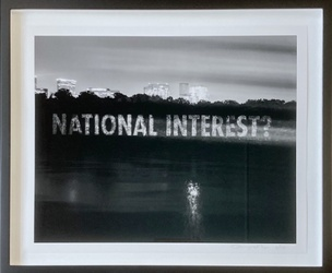 National interest?, 2013