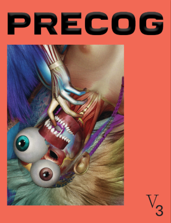 Precog Magazine Issue 3, Transformation - Publication Launch