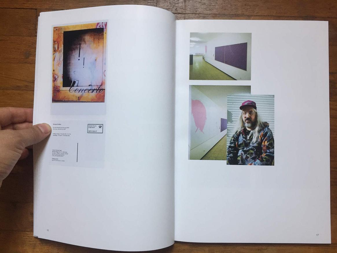 Altered Secession Catalogue - Michael Krebber (J Mascis) thumbnail 4