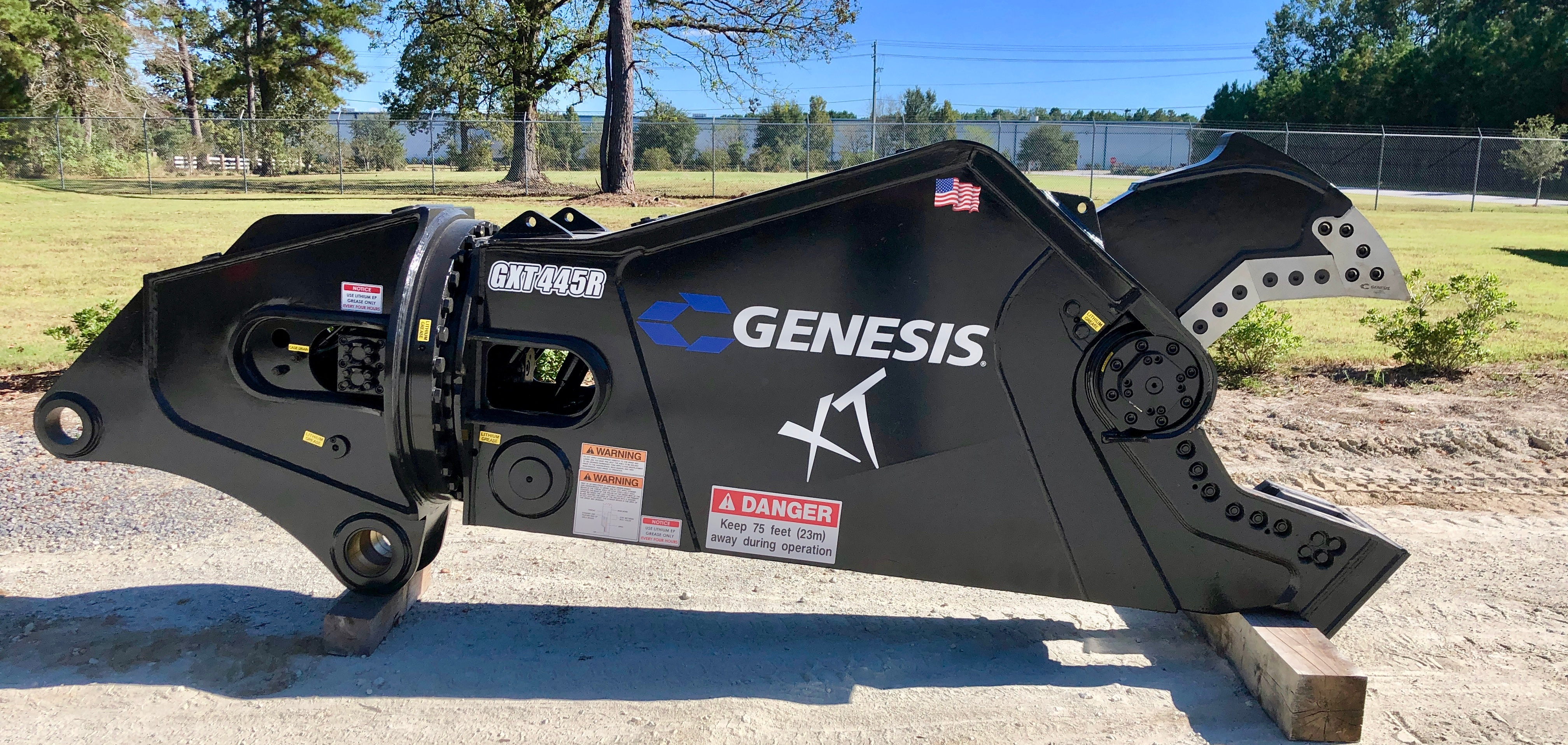 Used  Genesis GXT445R For Sale