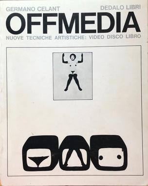 OffMedia, Nuove tecniche artitiche: video disco libro