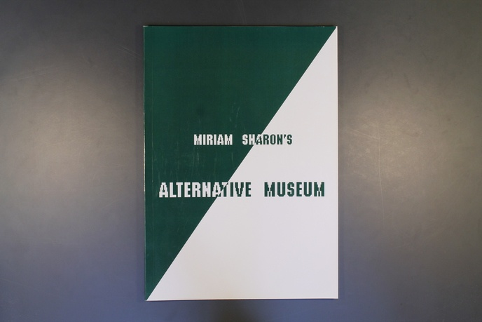 Miriam Sharon's Alternative Museum:  A Book Retrospective 20 Years Art for Peace thumbnail 11