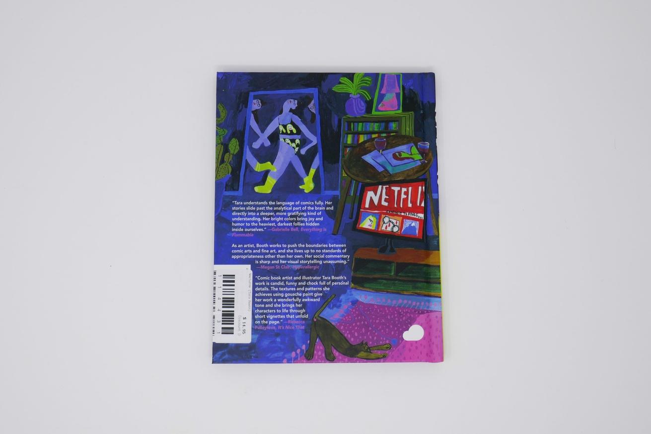Tara Booth - Nocturne - Printed Matter