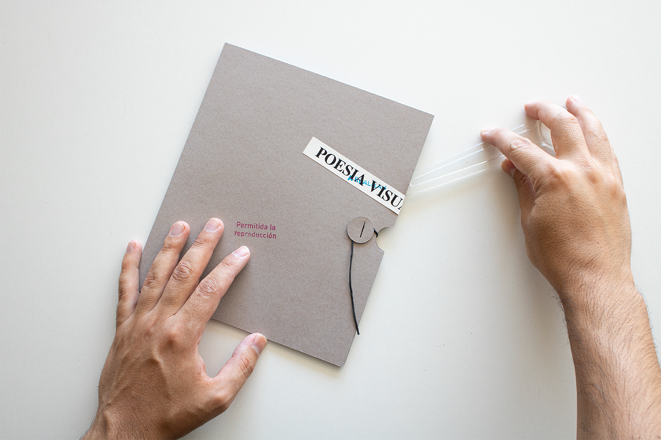 Poesía Visual: proyecto para hacer un libro thumbnail 2