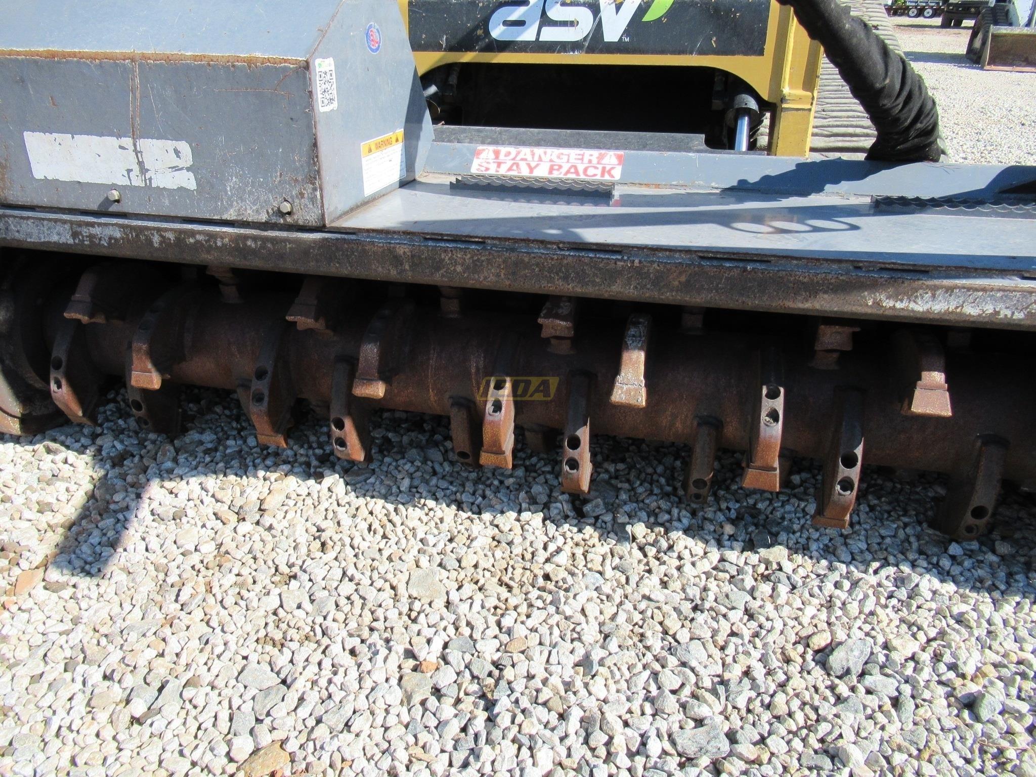 Used 2017 ASV POSI-TRACK RT120F For Sale