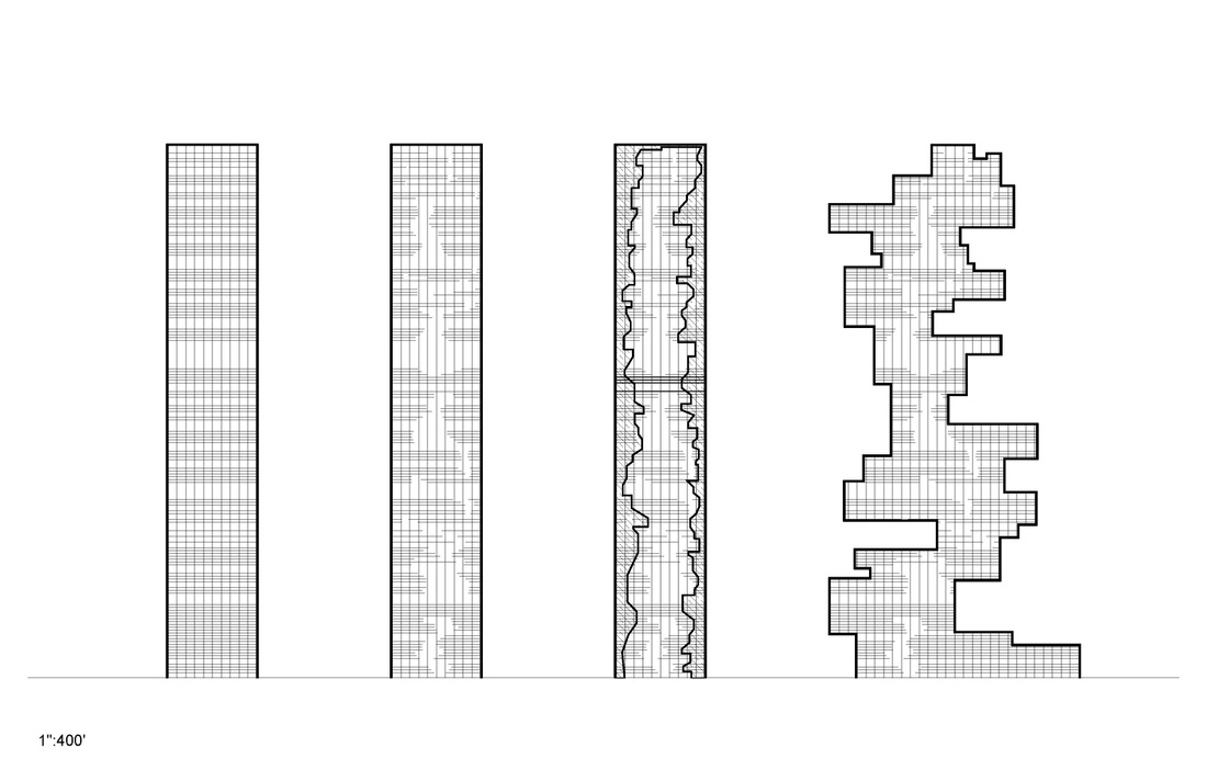 Section diagrams by Andrew Busmire.