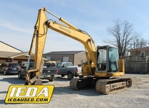 Used 2002 Komatsu PC128US-2 For Sale