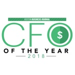 CFO of the Year Awards 2018