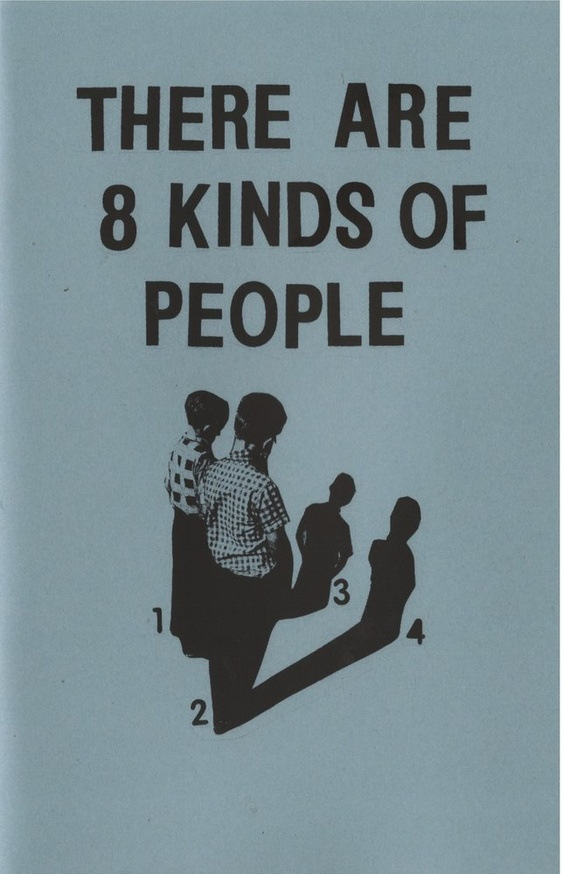 There Are 8 Kinds of People
