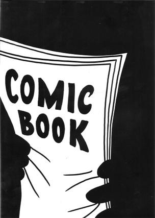 Comic Book (Untitled)