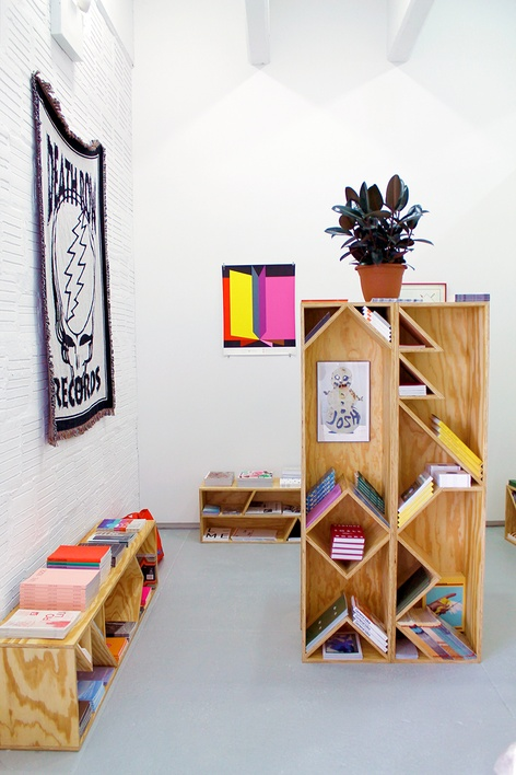 Printed Matter at the Independent
